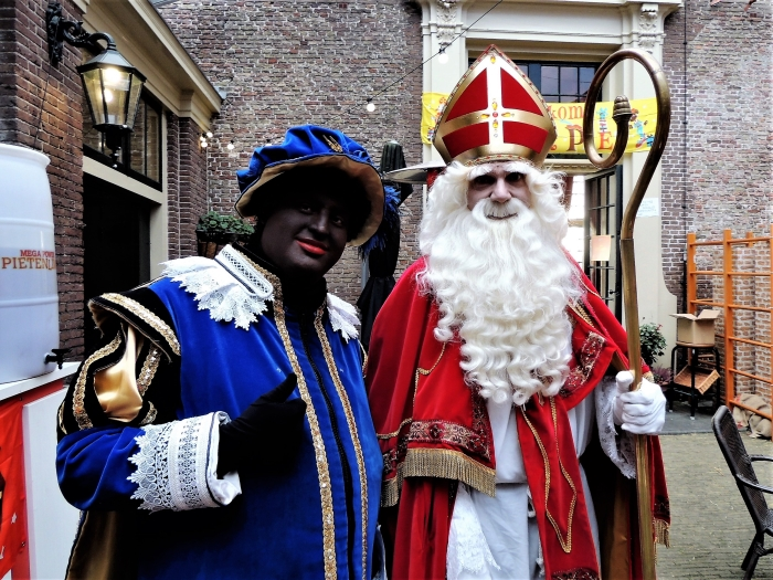 Sintrklaas Hans Blomvliet © BDU media