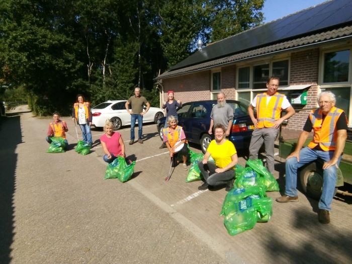 vrijwilligers Krachtighuizen 19 september jl. Henk van Woerden © BDU media