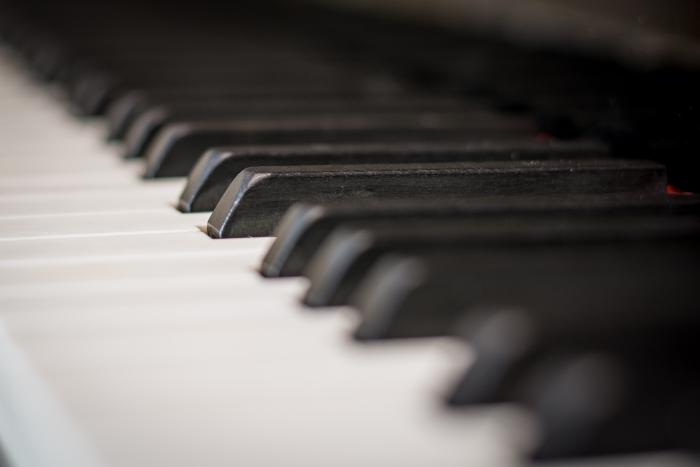 pianotoetsen