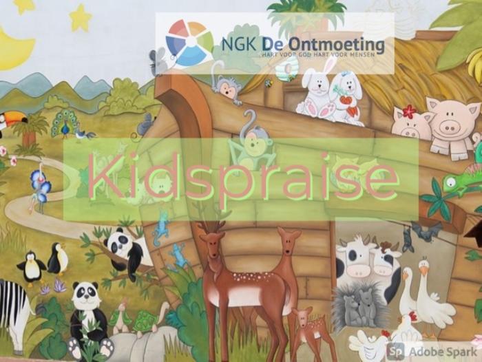 pixabay afbeelding van dieren (noach) met vaag logo NGK de Ontmoeting