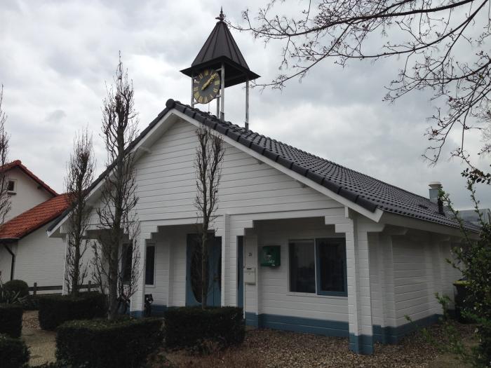 Het Witte Kerkje in Lunteren