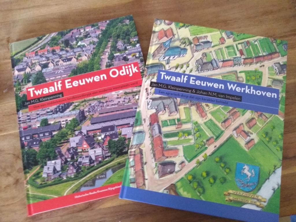 <p>Na Twaalf Eeuwen Odijk is er nu ook Twaalf Eeuwen Werkhoven</p> <p>Agnes Corbeij</p> © BDU media