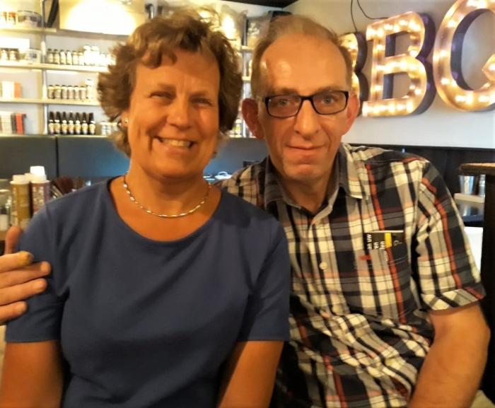 Anja en Henk-Jan