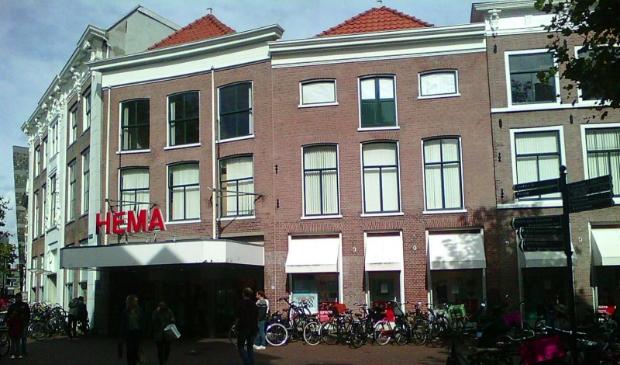 Afgelopen zaterdag was de HEMA aan de Kruisstraat voor het laatst open.