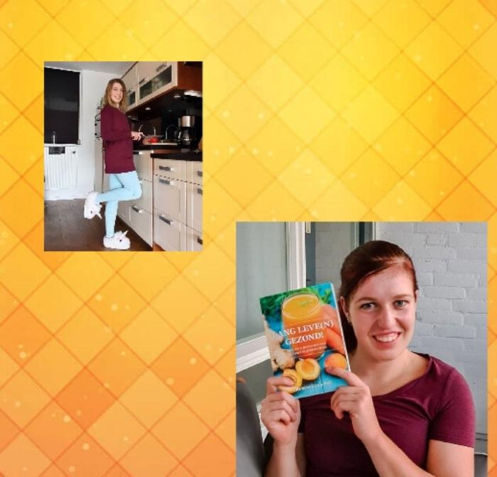 Rebecca. Van keuken naar boek