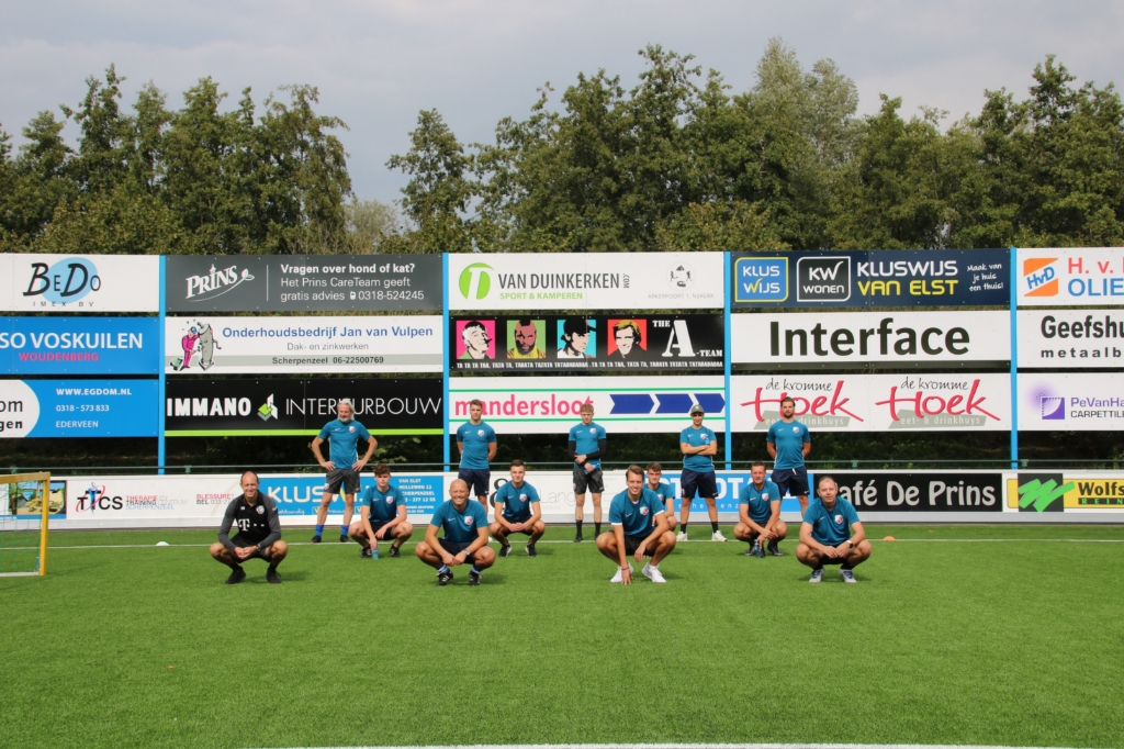 <p>De FC Utrecht Experience Voetbaldag bij vv Scherpenzeel. </p> <p>Fotokring Flits </p> © BDU media