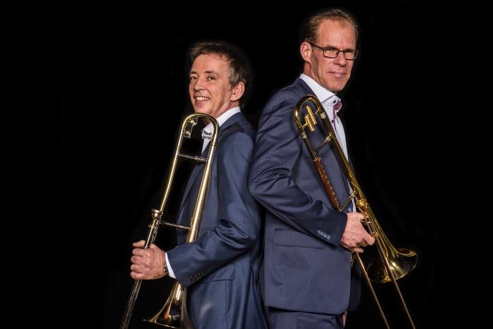 Bert Boeren en Ilja Reijngoud
