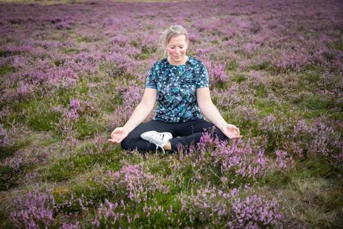 Stillness in motion yoga, Ilse Wever