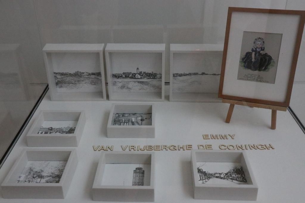 Pentekeningen van Emmy van Vrijberghe de Coningh wijnand burger © BDU media