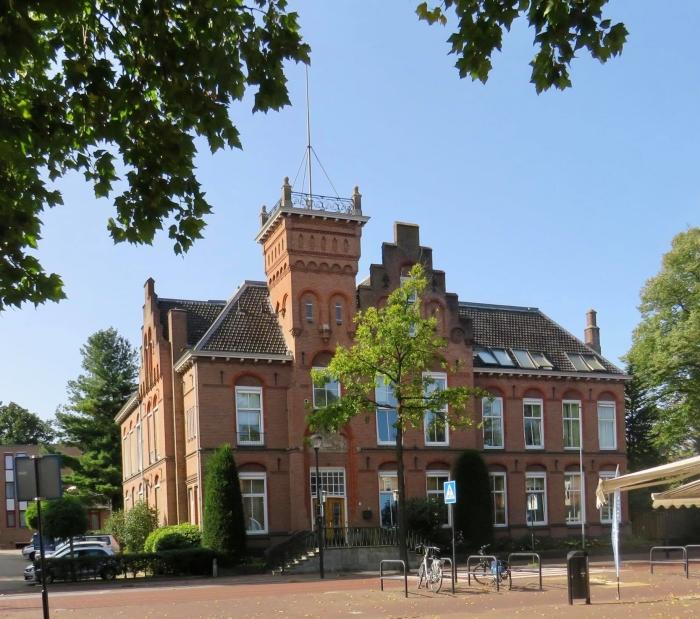 Voormalig Raadhuis (1892 tot 1990) Onno Wijchers © BDU media
