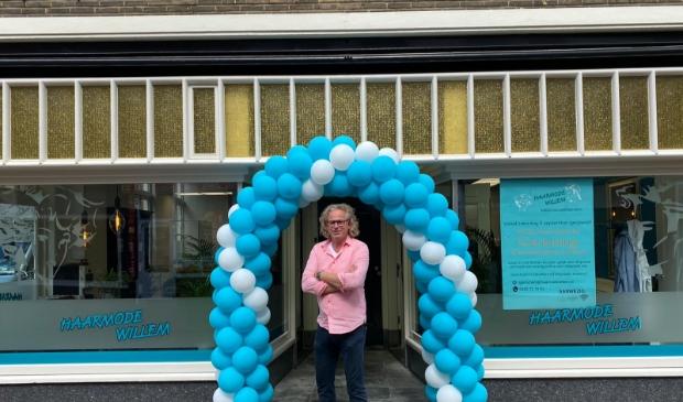 <p>Willem den Bleker jaagt zijn droom na, met de opening van een nieuwe kapsalon in Gorinchem.</p>