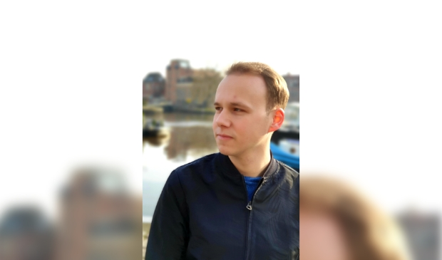 <p>Felix Pot, onderzoeker RUG</p>