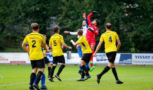 <p>Wie worden de tegenstanders van VV Lunteren in Regiocup?</p>