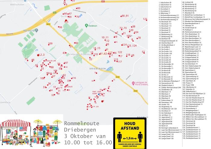 Rommelroute Driebergen
