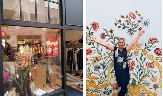 <p>Abeltje, sinds kort aan de Laanstraat 77. ,,Hoogwaardig, duurzaam en sympathiek geprijsde kleding.&quot;</p>
