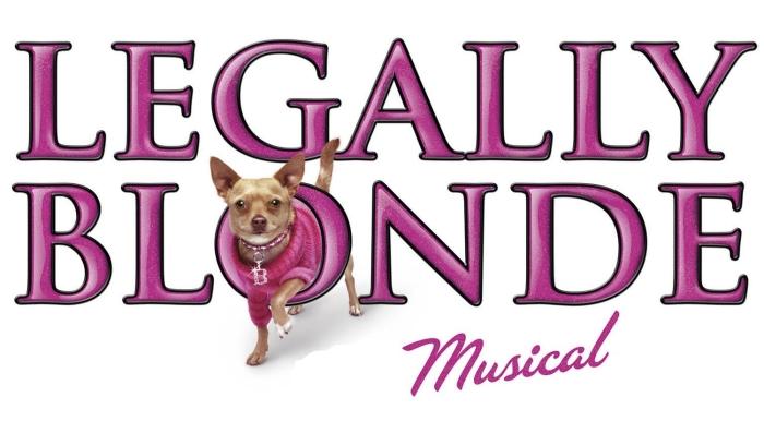 Logo Legally Blonde