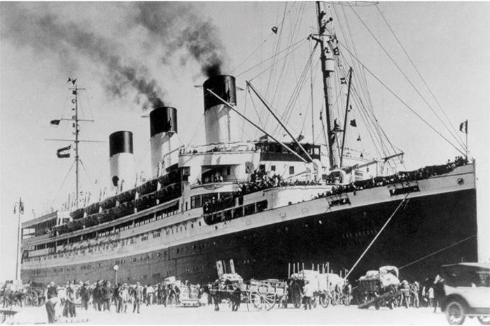 Schip Cap Arcona