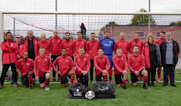 <p>Team Edesche Boys 2020-2021</p>