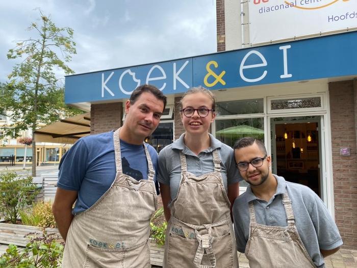 Medewerkers van Koek & Ei