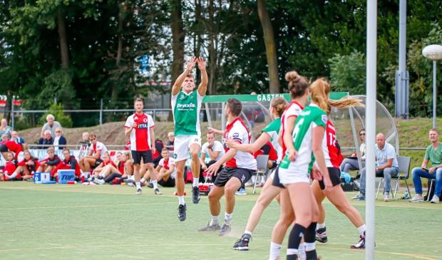 <p>Gertjan Meerkerk was met tien doelpunten op shot.&nbsp;</p>