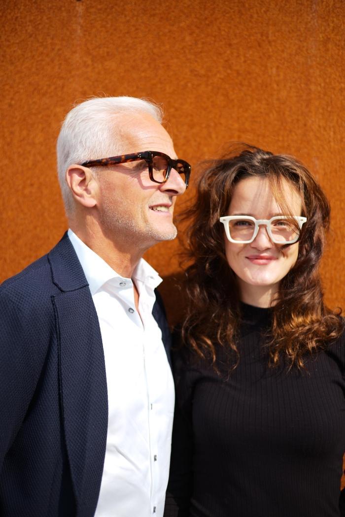 Ed en dochter Jennifer