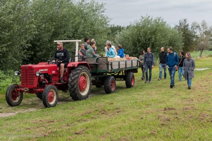 Op weg naar de boomgaard René van den Brandt © BDU media