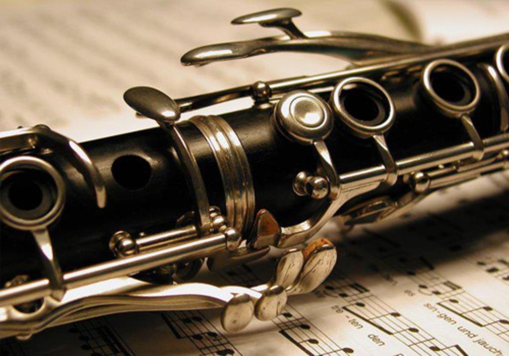 Klarinetles op de muziekschool Muziekschool De Kromme Rijn © BDU media