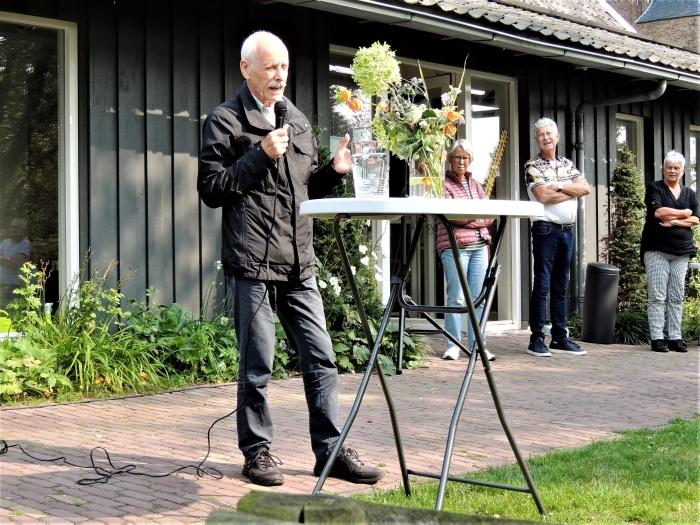 Zitbanken Hans Blomvliet © BDU media