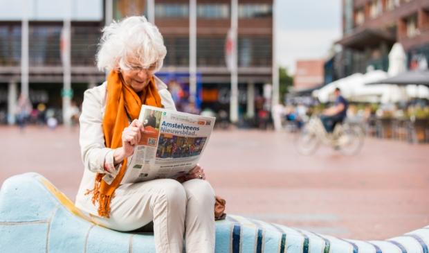 <p>Monda Heshusius, voorzitter van de Mediaraad, hecht groot belang aan lokale journalistiek. </p>