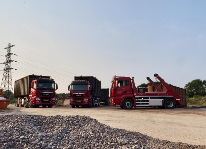 De drie nieuwste MANnen op een rij Ronald de Boer © BDU media
