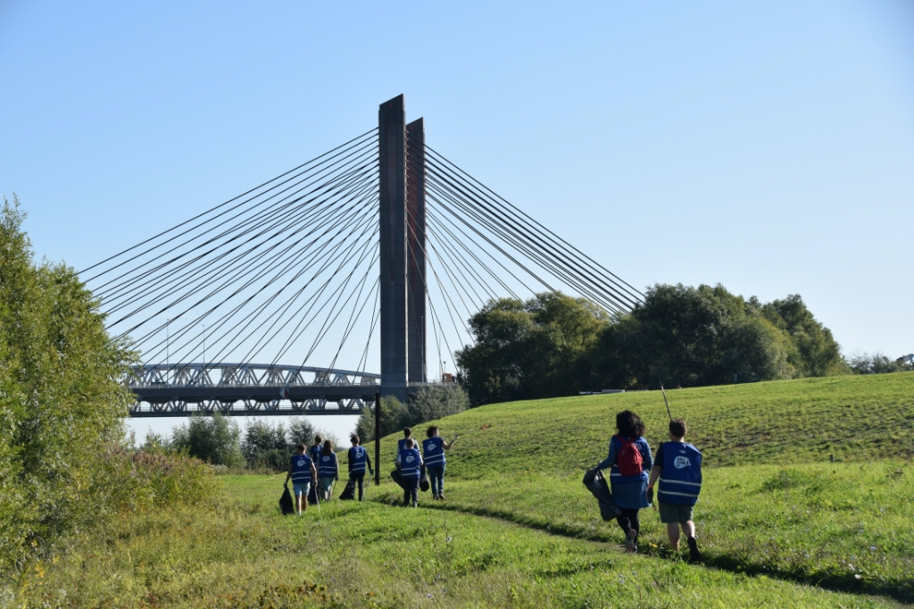 <p>World Cleanup Day/provincie Utrecht</p> © BDU media