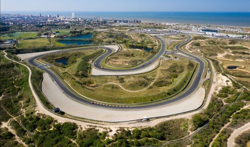 Gemeente en provincie worden het niet eens over gebruik extra uitweg Circuit Zandvoort