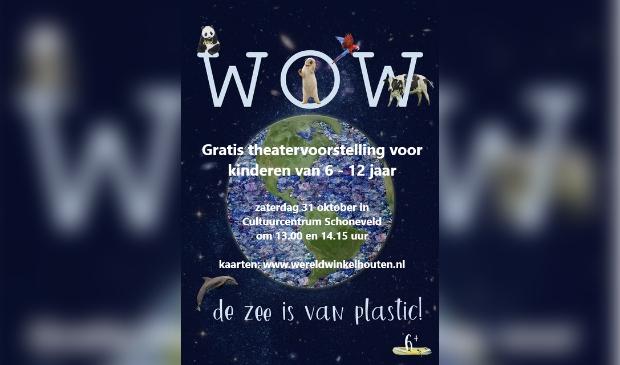 <p>De gratis voorstelling is gecanceld vanwege de extra coronamaatregelen in cultuurcentrum Schoneveld</p>