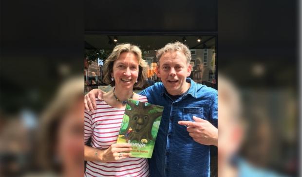 Cok van der Lee en Vera de Backker.