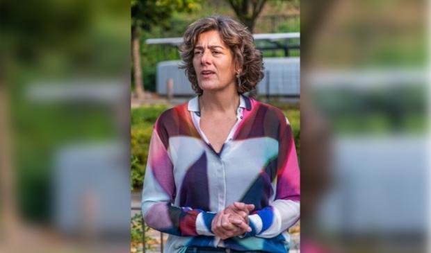 Wethouder Marian van der Weele wordt burgemeester van Waterland. Archief BDU © BDU media