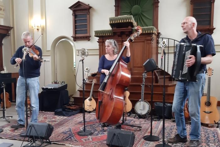 Marjolein Meijers en band
