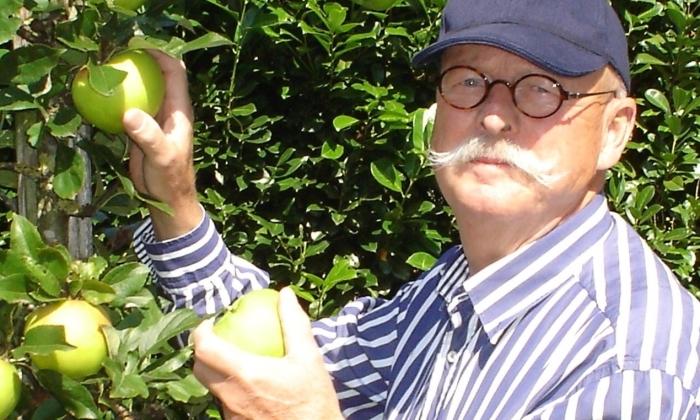 Ton plukt appels