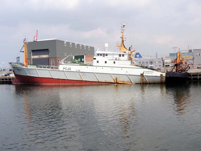 Trawler Hans Blomvliet © BDU media