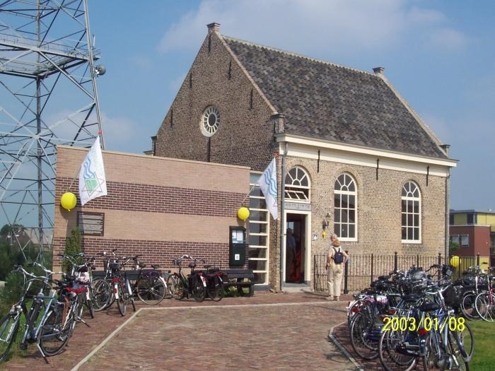 Dijksynagoge Sliedrecht