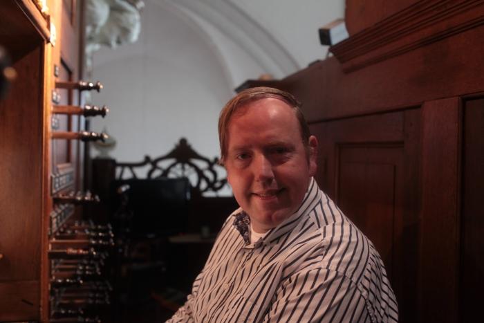 De organist