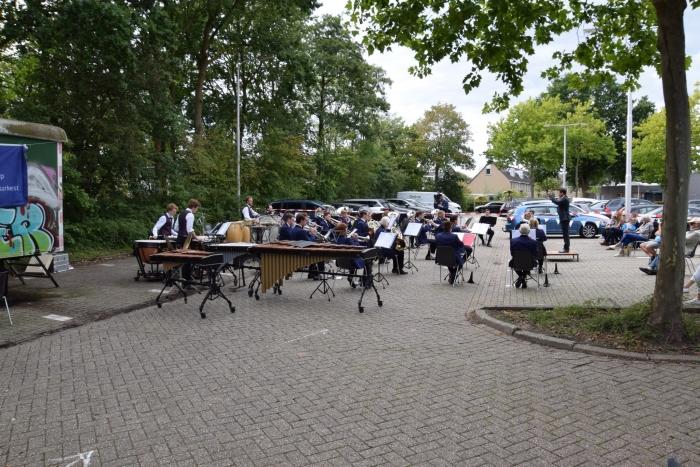 Het orkest gezien vanaf de zijkant Ed van Rijn © BDU media