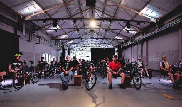 <p>BDrive-in Fietsbioscoop in de oude Prodentfabriek</p>