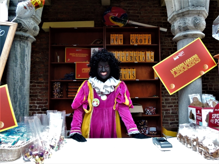 Sinterklaas Hans Blomvliet © BDU media