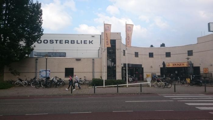 Sporthal Oosterbliek is de thuishaven van Goba.