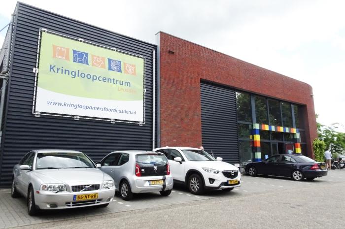 VIP shoppen in Leusden