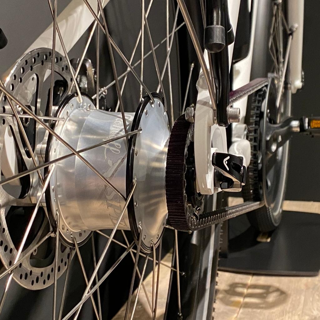 Rohloff naaf Santos Bikes © BDU media