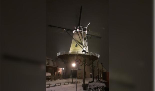 <p>De molen in Cothen</p>