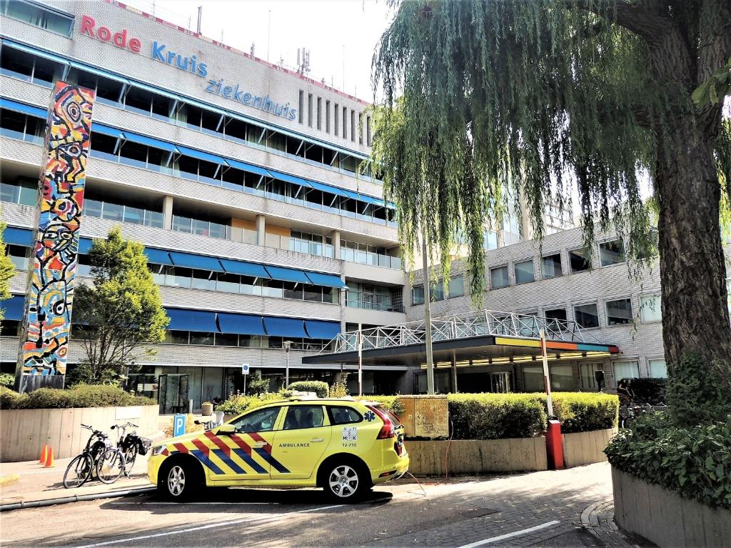 Slaapcentrum Hans Blomvliet © BDU media