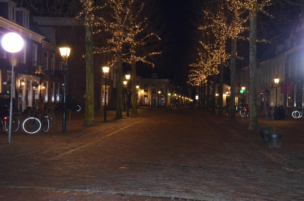 Het is doodstil op straat na 21.00 uur Ali van Vemde © BDU media