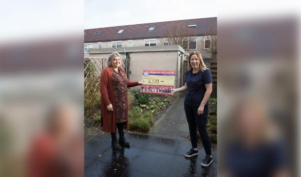 <p>links: Marieke Sprong en rechts: Jolanda Verdoorn</p>